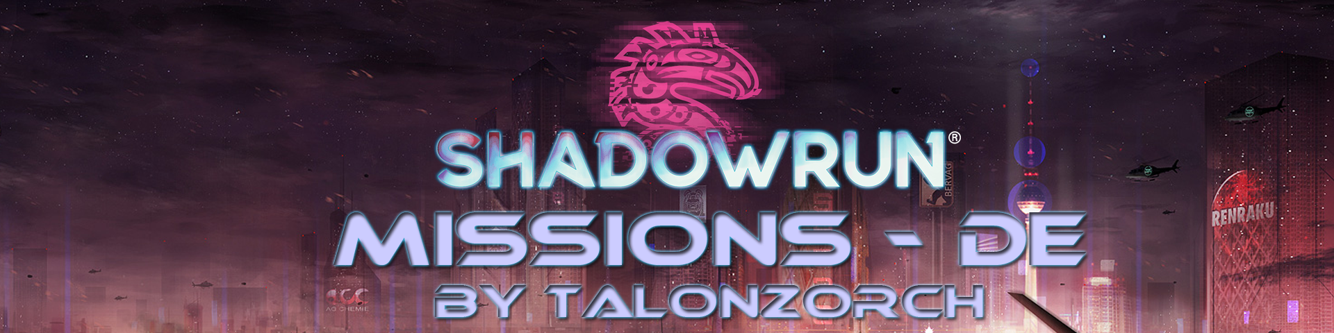 Shadowrun Missions – DE